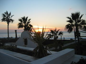 WATCH AMAZING SUNSETS FROM THE BALCONIES OF 3 BED.