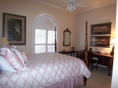 Queen Bedroom on Main Level with Bath