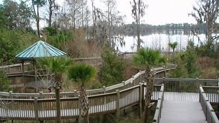 Lake Buena Vista condo photo - Nature Walk on Lake Bryan