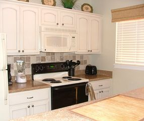 Fort Morgan condo photo - Newly Renovated Kitchen with all the Extras