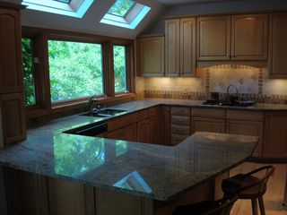 Kitchen - Mystic house vacation rental photo
