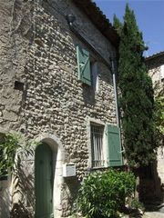 Vaison-la-Romaine townhome photo - entrance