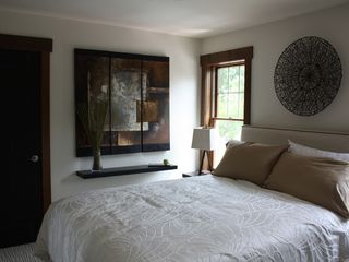 Grand Bend house photo - Guest bedroom with queen bed