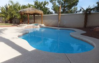 Las Vegas house photo - inground pool and spa