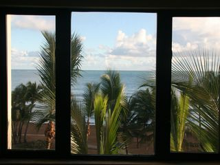 Rio Mar villa photo - View looking out from inside of our master bedroom