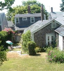 Nantucket Town house photo - From Top of Backyard