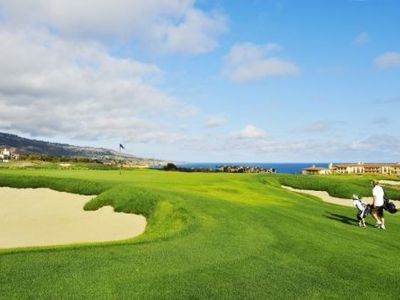 A captivating view of The Links