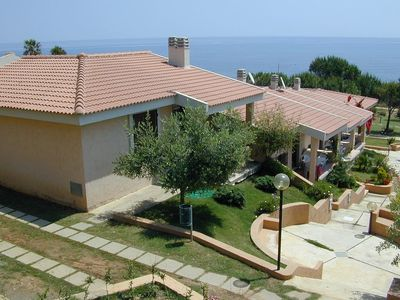 Residence only 350m away from the sea,