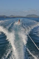 Nisbet Beach villa photo - Many water sports on Nevis