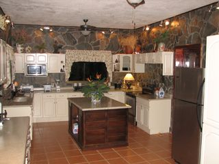 Playa Ocotal villa photo - The kitchen!