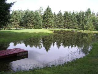 Knowlton house photo - Pond 9