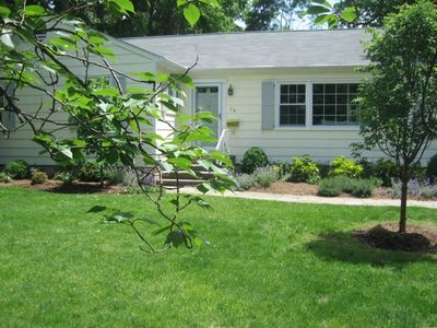 Greenwich house rental - Garden House
