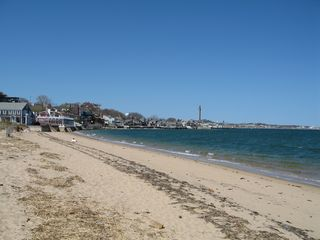 Provincetown condo photo - Looking east toward Jones Locker