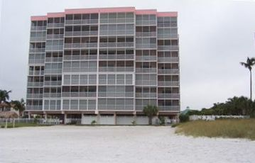 7th floor corner unit on the Gulf of Mexico White Sandy Beach!!