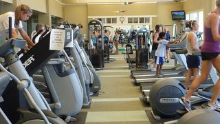 Seabrook Island cottage photo - Lake House Weight Lifting/Aerobic Room
