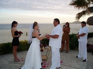 San Jose del Cabo condo photo - Another Romantic Wedding at El Zalate