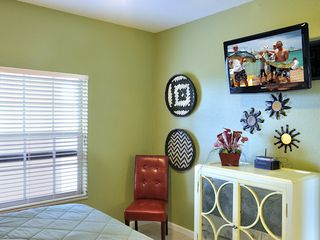 Key West condo photo - The second bedroom has its own flat screen TV.