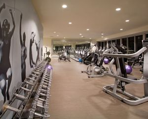 Brickell apartment photo - Gym