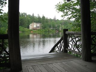 Highlands house photo - View from Boathouse