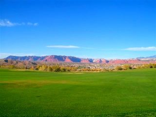 St. George condo photo - One of Many Local Golf Course Views
