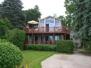 Petoskey house photo - One bedroom is upstairs - Downstairs 2B+Den is also available for rent
