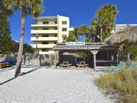 Stay On Siesta Key Beach - No Shoes Required! Sea Shell Condos
