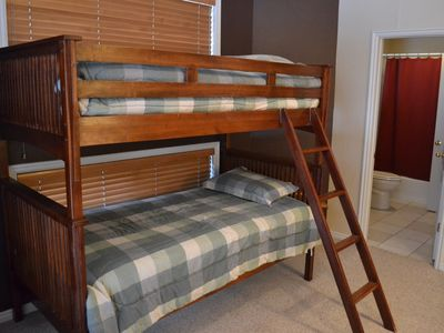 Old Town condo rental - Bunk Beds