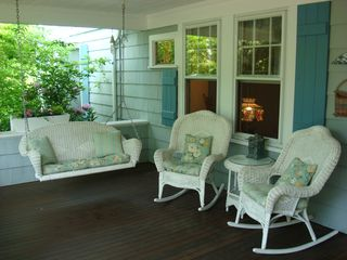 Bay Head house photo - Front Porch