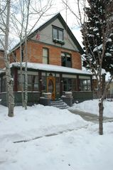 Bozeman house photo - We love winter! Bridger Bowl is 16 miles/ 15 minutes away; Big Sky is 1 hr. away