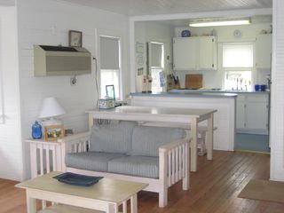 Harvey Cedars cottage photo - living room
