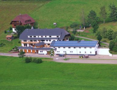 Apartment in the heart of the Black Forest, including the HochschwarzwaldCard