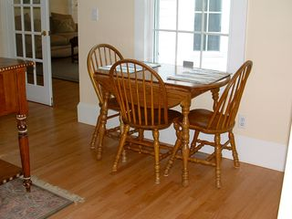 Ogunquit house photo - Eat in kitchen Rentals By The Sea Ogunquit Beach Bungalow