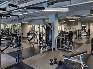Chicago condo photo - Weight Room