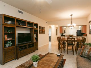 Bradenton condo photo - Living/Dining Area