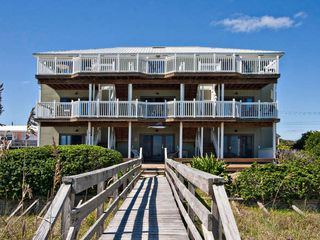 Amelia Island condo photo - View From Beach
