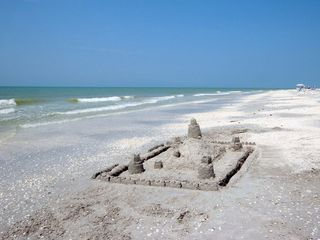 Sanibel Island condo photo - Endless beach. Sunny and peaceful.
