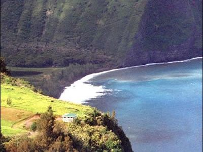 Cliffhouse Hawaii on top of Waipio Valley