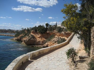 Coast Walk To Cabo Roig Great Views