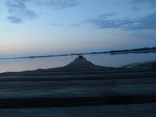 West Yarmouth cottage photo - Dawn at the dock, time to kayak, fish or just enjoy the sun rise