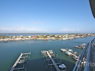 Orange Beach condo photo - View from balcony to the east