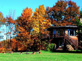 Windham house photo - Bella Vista in Autumn