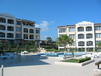 Penthouse Apartment With Shared Pool & Stunning Views To Black Sea and Old Town