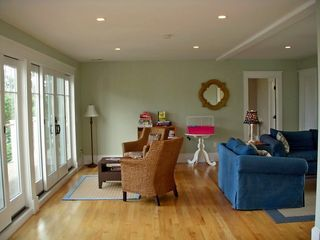 Sagamore Beach house photo - Family Room