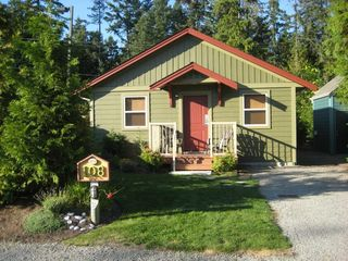 Parksville cottage photo