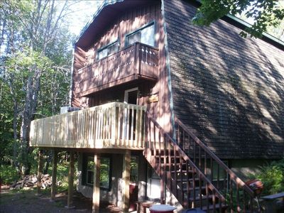 Big Powderhorn chalet rental