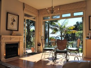North Shore villa photo - French doors open up from the lounge to the garden