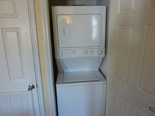 South Padre Island condo photo - Washer and Dryer