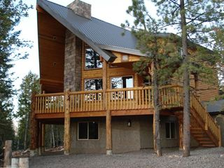 Luxury cabin in duck creek between zion nat vrbo for Cabins for rent in zion national park