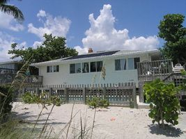 Beachfront Duplex, 3bdrm unit + 2bdrm unit, adjoining interior doors, POOL