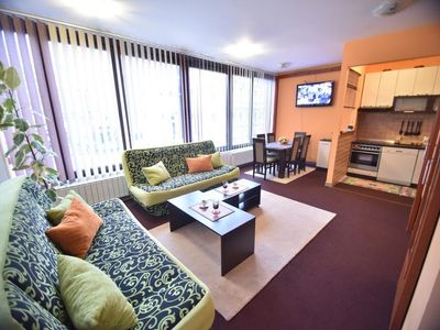 image for Apartment in Sarajevo with Air conditioning, Parking, Washing machine (392677)